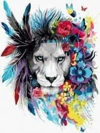 Set Lion