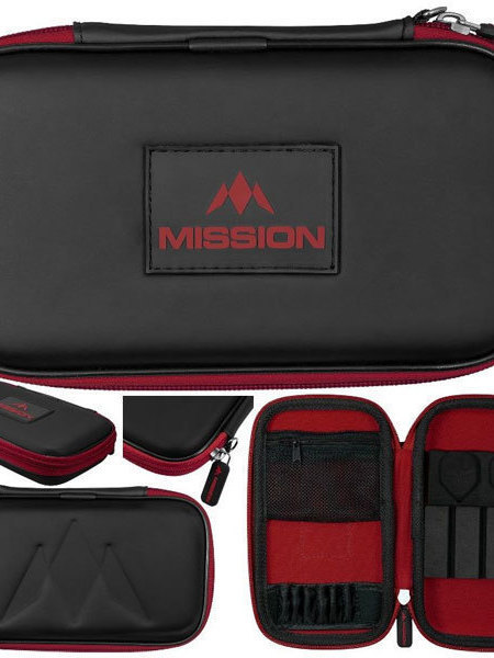 Mission Case XL Red
