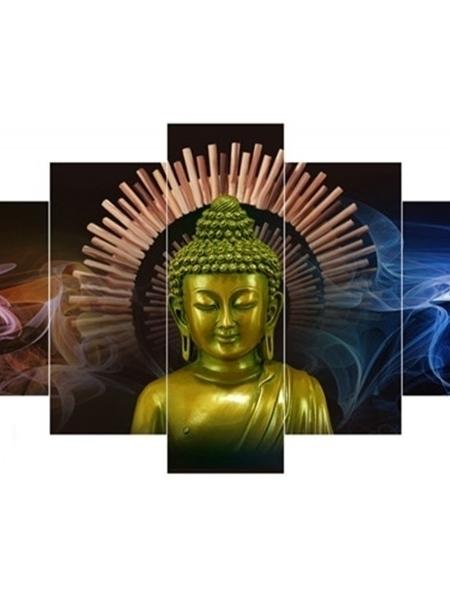 Buddha goudkleur