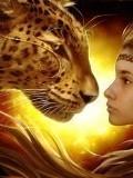 oog in oog met tijger